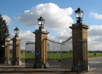 Greenwich Park - Blackheath Gate