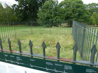 Greenwich Park - Roman remains